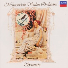 SERENATA WANDRE RIEU Audio CD, MAASTRICHTS SALON ORKEST, CD