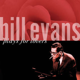 PLAYS FOR LOVERS -11TR- BILL EVANS, CD