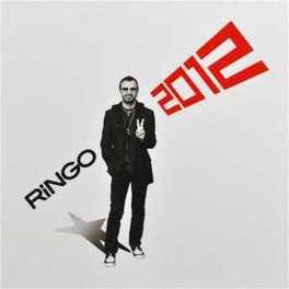 RINGO 2012 RINGO STARR, CD