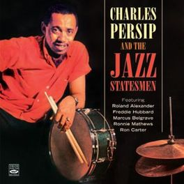 AND THE JAZZ STATESMEN (2 LPS ON 1 CD) CHARLES PERSIP, CD