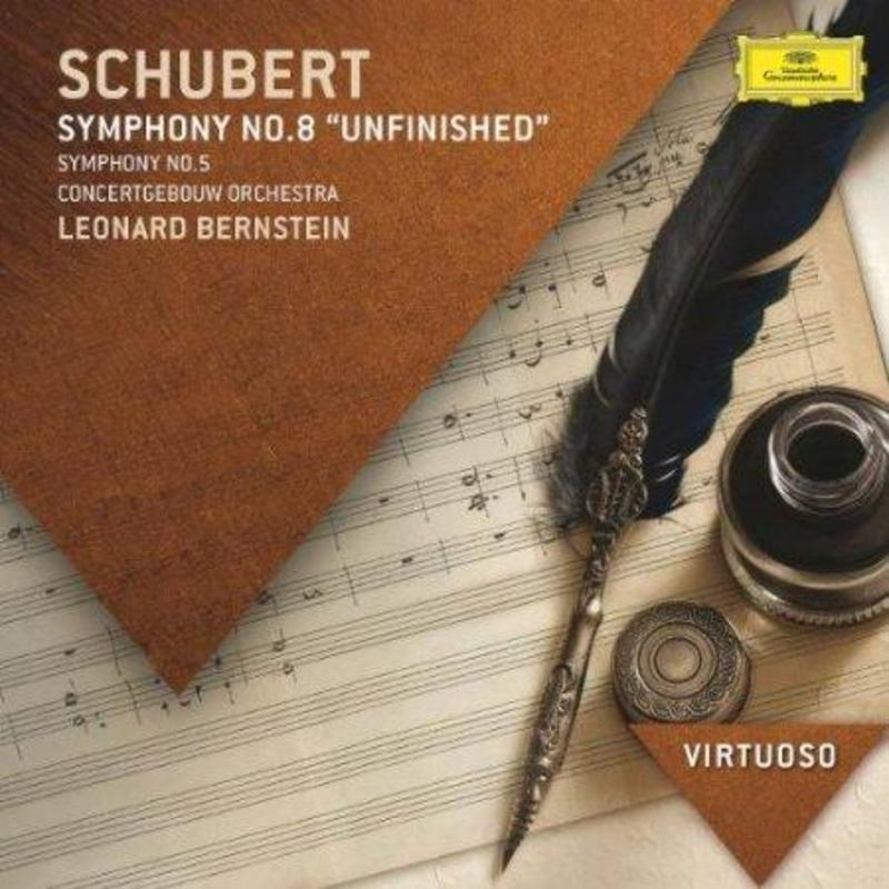 SYMPHONIES NO.5 & 8 ROYAL CONCERTGEBOUW ORCHESTRA F. SCHUBERT, Audio Visuele Media