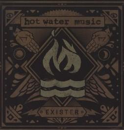 EXISTER + DOWNLOAD CODE HOT WATER MUSIC, Vinyl LP