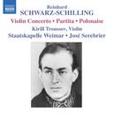 VIOLIN CONCERTO/PARTITA STAATSKAPELLE WEIMAR/JOSE SEREBRIER