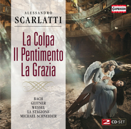 LA COLPA/IL PENTIMENTO/LA LA STAGIONE A. SCARLATTI, CD