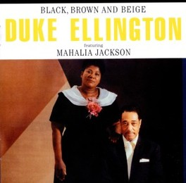 BLACK, BROWN AND BEIGE DUKE ELLINGTON, CD