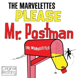 PLEASE MR. POSTMAN MARVELETTES, CD