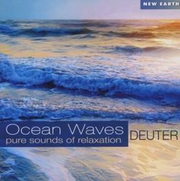 OCEAN WAVES Produced by Deuter, DEUTER, CD