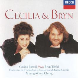 CECILIA & BRYN-DUETS W/CECILIA BARTOLI, BRYN TERFEL, ORCH. DI ST. CECILIA Audio CD, MOZART/ROSSINI/DONIZETTI, CD