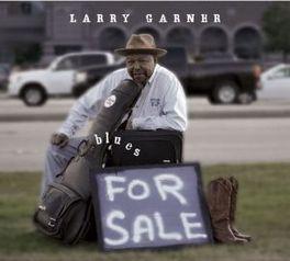 BLUES FOR SALE LARRY GARNER, CD