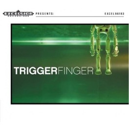 TRIGGERFINGER Audio CD, TRIGGERFINGER, CD