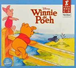 Winnie de Poeh DISNEY LUISTER & LEESCOLLECTIE/CD + BOEKJE Lees mee, LUISTERBOEK, CD