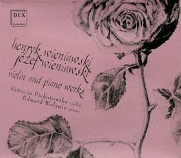 VIOLIN & PIANO WORKS Audio CD, PIEKUTOWSKA/WOLANIN, CD