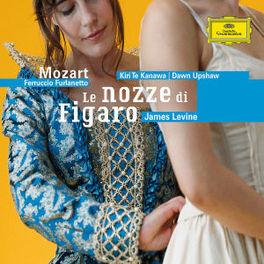 LE NOZZE DI FIGARO METROPOLITAN OPERA ORCHESTRA/JAMES LEVINE Audio CD, W.A. MOZART, CD