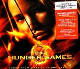 HUNGER GAMES -COLL. ED- DELUXE SOFT-PACK EDITION INCL.BOOKLET & TRADING CARDS OST, CD