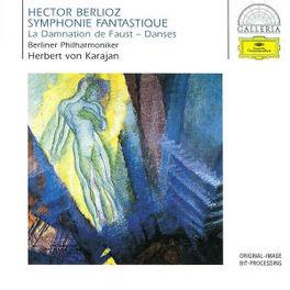 SYMPHONIE FANTASTIQUE W/BERLINER PHILHARMONIKER, HERBERT VON KARAJAN Audio CD, H. BERLIOZ, CD