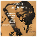 STUDY IN BROWN -HQ- 180GR.// WITH MAX ROACH