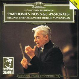 SYMPHONIES 5 & 6 'PASTORA BERLINER PHILHARMONIKER/HERBERT VON KARAJAN Audio CD, L. VAN BEETHOVEN, CD