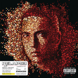 RELAPSE Audio CD, EMINEM, CD