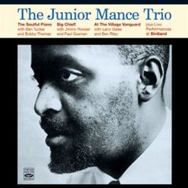 JUNIOR MANCE TRIO 3 LPS ON 2 CDS + LIVE BONUS TRACKS MANCE, JUNIOR -TRIO-, CD