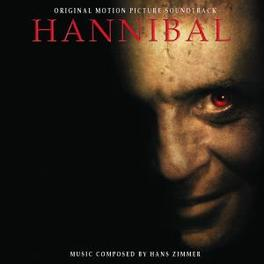HANNIBAL MUSIC COMPOSED BY HANS ZIMMER Audio CD, OST, CD