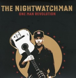 ONE MAN REVOLUTION -HQ- * TOM MORELLO OF RAGE AGAINST THE MACHINE & AUDIOSLAVE NIGHTWATCHMAN, LP