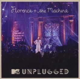 MTV UNPLUGGED -CD+DVD- FLORENCE & THE MACHINE, CD