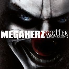 GOTTERDAMMERUNG MEGAHERZ, CD