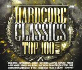 HARDCORE CLASSICS TOP.. .. 100 VOLUME 1 V/A, CD