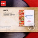 7 HUNGARIAN RHAPSODIES GEORGES CZIFFRA