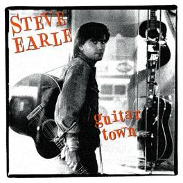 GUITAR TOWN + 1 BONUS TRACK: 'STATE TROOPER' (LIVE) Audio CD, STEVE EARLE, CD