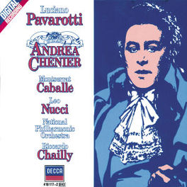 ANDREA CHENIER PAVAROTTI/NPO/CHAILLY Audio CD, U. GIORDANO, CD