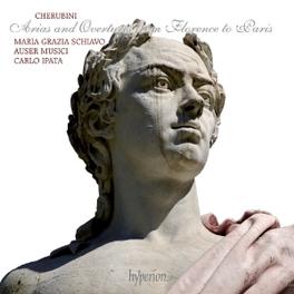 ARIAS & OVERTURES FROM FL AUSER MUSICI/C.IPATA L. CHERUBINI, CD