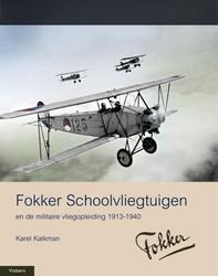 Fokker schoolvliegtuigen
