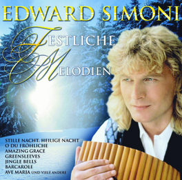 FESTLICHE MELODIEN EDWARD SIMONI, CD