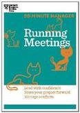 Running Meetings (HBR...