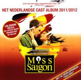 MISS SAIGON (NL) DUTCH CAST RECORDING MUSICAL, CD