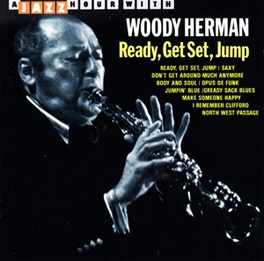 A JAZZ HOUR WITH Audio CD, WOODY HERMAN, CD