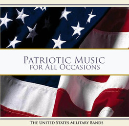 PATRIOTIC MUSIC V/A, CD