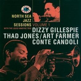 NORTH SEA JAZZ SESS.1 D.GILLESPIE/T.JONES/A.FARMER/C.CANDOLI Audio CD, V/A, CD