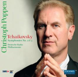 SYMPHONIES NO.2 & 3 DEUTSCHE RADIO PHIL.SAARBRUCKEN P.I. TCHAIKOVSKY, CD
