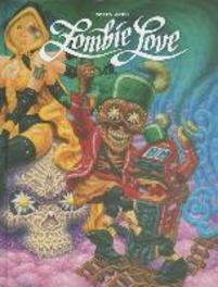 Zombielove by WON ABC, Markus Müller, Hardcover