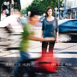 ON THE RUN Ozella Music, Jeanette Hubert, CD