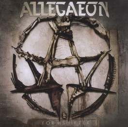 FORMSHIFTER ALLEGAEON, CD