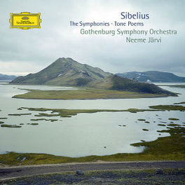SIBELIUS: SYMPH./TONE.. .. POEMS/W/NEEME JARVI GOTHENBURG SYPHONY ORCHES, CD