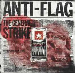 GENERAL STRIKE ANTI-FLAG, CD