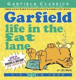 Garfield Life in the Fat Lane His 28th Book (Garfield Classics), Jim Davis, Paperback