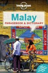 Lonely Planet Malay Phrasebook