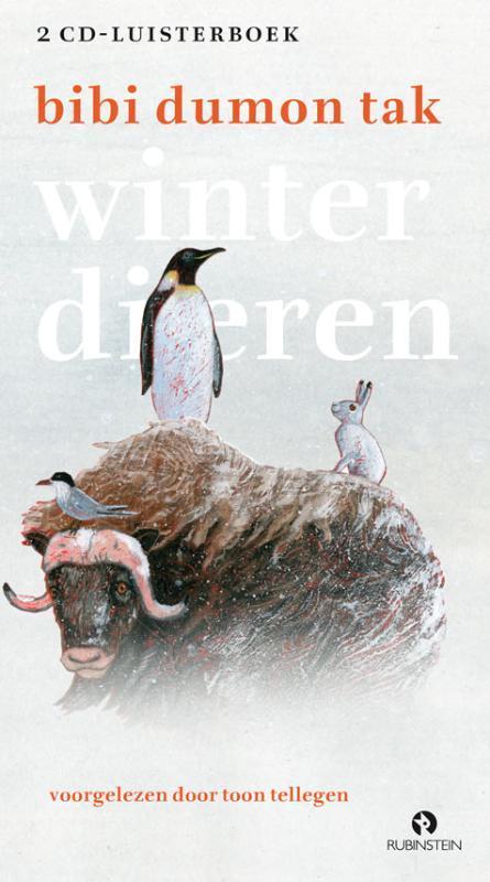 Winterdieren BIBI DUMON TAK - VOORGELEZEN DOOR TOON TELLEGEN luisterboek, AUDIOBOOK, onb.uitv.