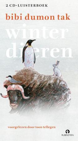 Winterdieren BIBI DUMON TAK - VOORGELEZEN DOOR TOON TELLEGEN