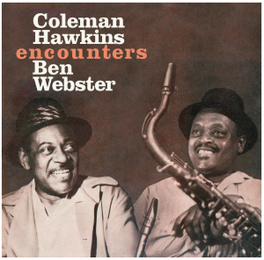 ENCOUNTERS BEN.. -HQ- .. WEBSTER / 180GR. COLEMAN HAWKINS, Vinyl LP
